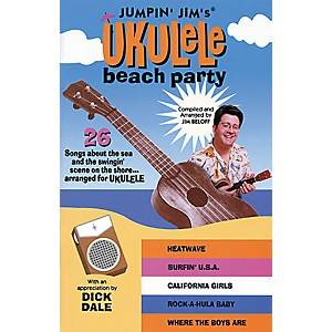 Flea-Market-Music-Jumpin--Jim-s-Ukulele-Beach-Party-Tab-Songbook-Standard