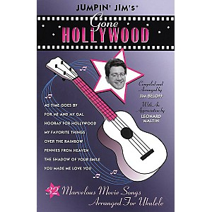 Flea-Market-Music-Jumpin--Jim-s-Gone-Hollywood-Ukulele-Tab-Songbook-Standard