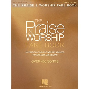 Hal-Leonard-The-Praise---Worship-Fake-Book--Standard