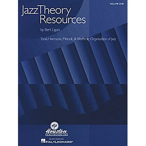 Houston-Publishing-Jazz-Theory-Resources-Volume-1-Book-Standard