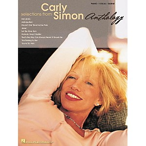 Hal-Leonard-Selections-from-Carly-Simon-Anthology-Piano--Vocal--Guitar-Songbook--Standard