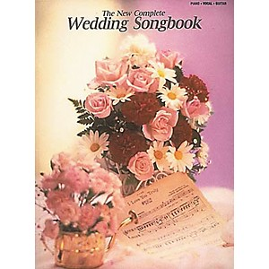 Hal-Leonard-The-New-Complete-Wedding-Piano--Vocal--Guitar-Songbook--Standard
