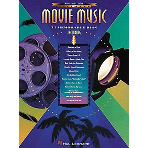 Hal-Leonard-Ultimate-Movie-Music-Piano--Vocal--Guitar-Songbook--Standard