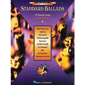 Hal-Leonard-Ultimate-Standard-Ballads-Piano--Vocal--Guitar-Songbook--Standard