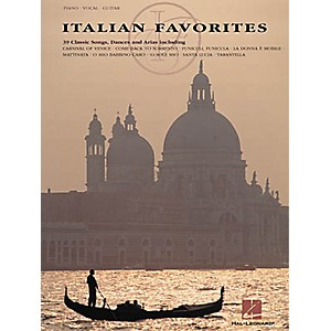 Hal-Leonard-Italian-Favorites-Piano--Vocal--Guitar-Songbook--Standard