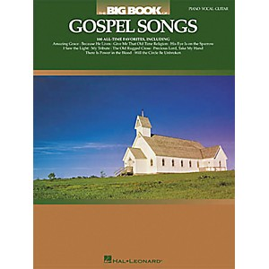 Hal-Leonard-The-Big-Book-of-Gospel-Songs-Piano--Vocal--Guitar-Songbook--Standard