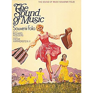 Hal-Leonard-The-Sound-of-Music-Piano--Vocal--Guitar-Songbook--Standard