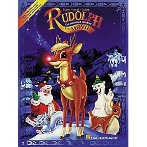 Hal-Leonard-Rudolph-the-Red-Nosed-Reindeer-The-Movie-Piano--Vocal--Guitar-Songbook--Standard