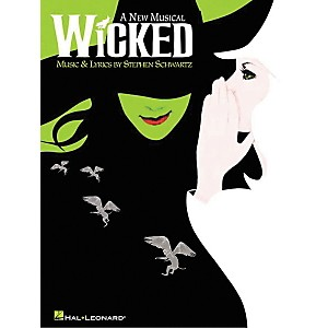 Hal-Leonard-Wicked-Piano-Vocal-Songbook-Standard