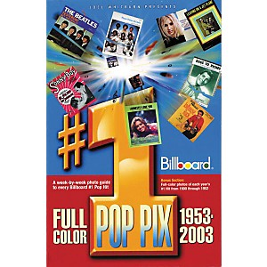 Record-Research-Joel-Whitburn-Presents--1-Pop-Pix--1953-2003-Book-Standard