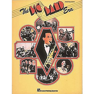 Hal-Leonard-The-Big-Band-Era-Piano--Vocal--Guitar-Songbook--Standard