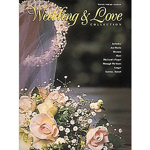 Hal-Leonard-The-Wedding-And-Love-Collection-Piano--Vocal--Guitar-Songbook--Standard