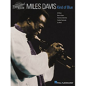 Hal-Leonard-Miles-Davis---Kind-of-Blue-Transcribed-Score-Book-Standard
