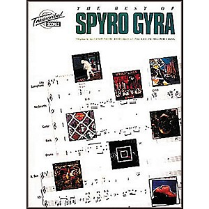 Hal-Leonard-The-Best-Of-Spyro-Gyra-Complete-Score--Standard