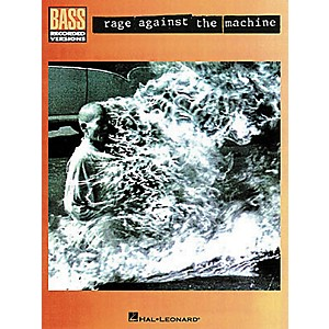 Hal-Leonard-Rage-Against-the-Machine-Bass-Guitar-Tab-Songbook--Standard