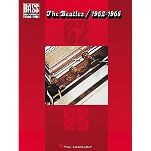 Hal-Leonard-The-Beatles-1962-1966-Bass-Tab-Songbook--Standard