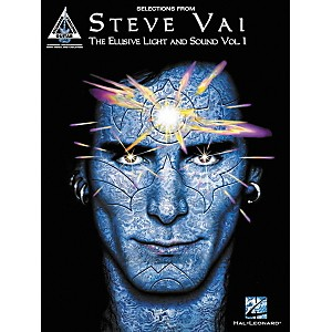 Hal-Leonard-Steve-Vai-Selections-from-The-Elusive-Light---Sound-Volume-1-Guitar-Tab-Songbook--Standard