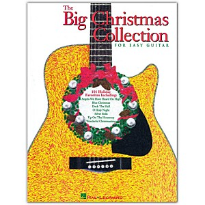 Hal-Leonard-The-Big-Christmas-Collection-Easy-Guitar-Tab-Songbook--Standard