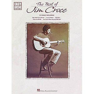 Hal-Leonard-The-Best-of-Jim-Croce-Easy-Guitar-Book-Standard