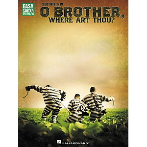 Hal-Leonard-Selections-from-O-Brother-Where-Art-Thou-Easy-Guitar-Tab-Songbook--Standard