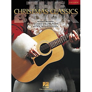 Hal-Leonard-The-Christmas-Classics-Easy-Guitar-Tab-Songbook--Standard