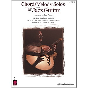 Cherry-Lane-Chord-Melody-Solos-for-Jazz-Guitar-Book--Standard