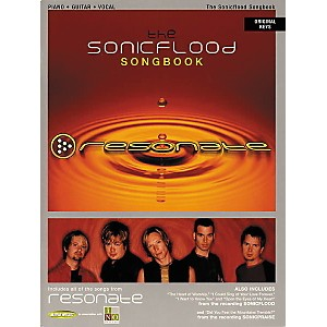 Word-Music-Sonicflood---Resonate-Piano--Vocal--Guitar-Songbook--Standard