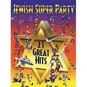 Tara-Publications-Jewish-Super-Party--Songbook--Standard