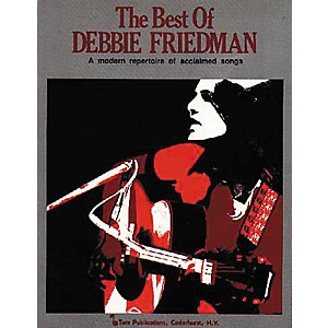 Tara-Publications-Best-Of-Debbie-Friedman-Book-Standard
