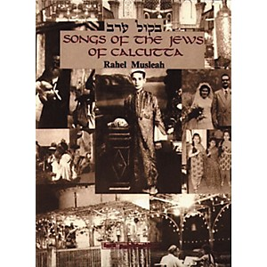Tara-Publications-Songs-Of-The-Jews-Of-Calcutta-Book-Standard