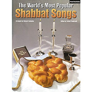 Tara-Publications-World-s-Most-Popular-Shabbat-Songs-Piano--Vocal--Guitar-Songbook-Standard