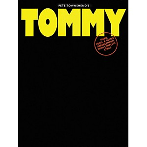 Hal-Leonard-Pete-Townshend-s-Tommy-Piano--Vocal--Guitar-Songbook-Standard