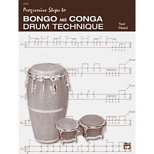 Alfred-Bongo-and-Conga-Drum-Technique-Book-Standard