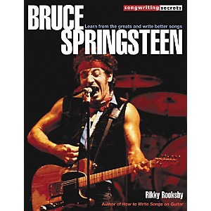 Hal-Leonard-Bruce-Springsteen---Songwriting-Secrets-Standard