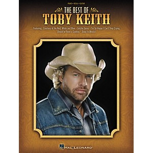 Hal-Leonard-The-Best-of-Toby-Keith-Piano--Vocal--Guitar-Songbook--Standard