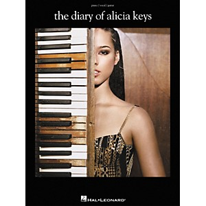 Hal-Leonard-The-Diary-of-Alicia-Keys-Piano--Vocal--Guitar-Songbook--Standard