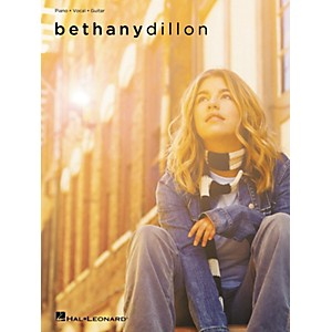Hal-Leonard-Bethany-Dillon-Piano--Vocal--Guitar-Songbook--Standard