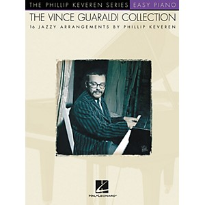 Hal-Leonard-Vince-Guaraldi-Collection-Easy-Piano-Standard