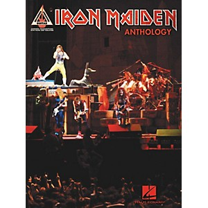 Hal-Leonard-Iron-Maiden-Anthology--Tab-Songbook--Standard