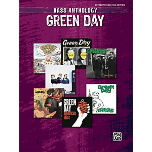Hal-Leonard-Green-Day-Anthology-Bass-Guitar-Tab-Songbook--Standard