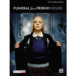 Alfred-Funeral-For-A-Friend-Hours-Guitar-Tab-Songbook--Standard