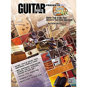 Alfred-Guitar-World-Presents-Guitar-Gear-411-Book-Standard