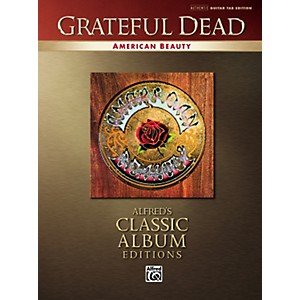 Alfred-Grateful-Dead-American-Beauty-Classic-Albums-Edition-Guitar-Tab-Songbook--Standard
