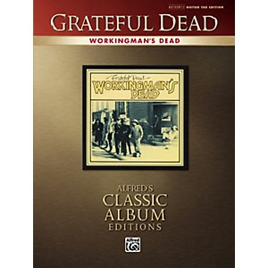 Alfred-Grateful-Dead-Working-Mans-Dead-Classic-Albums-Edition-Guitar-Tab-Songbook--Standard