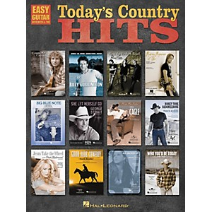 Hal-Leonard-Today-s-Country-Hits-Easy-Guitar-Tab-Songbook-Standard