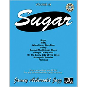 Jamey-Aebersold-Sugar-Play-Along-Book-and-CD-Standard
