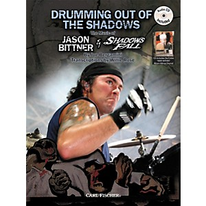 Carl-Fischer-Drumming-Out-of-the-Shadows-Book-CD-Standard