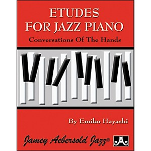 Jamey-Aebersold-ETUDES-FOR-JAZZ-PIANO---Conversation-Of-The-Hands-Standard