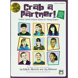 Alfred-Grab-a-Partner--Book-CD-Standard