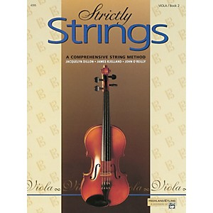 Alfred-Strictly-Strings-for-Viola--Book-2-Standard
